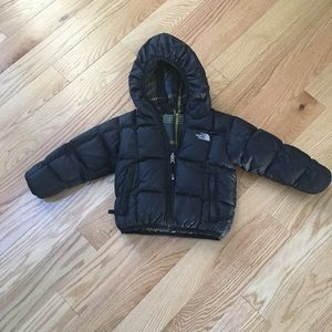❄️The North Face REVERSIBLE 2T Down Puffer❄️
